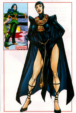 Susan Scarbo (Earth-616) from Captain America America's Avengers Vol 1 1 0001.png