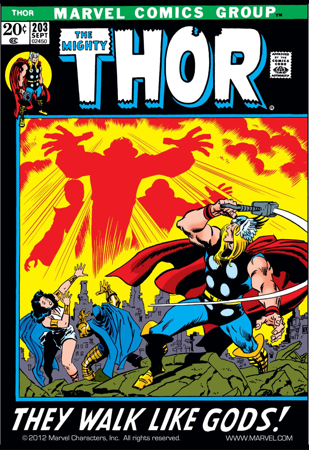 Thor Vol 1 203