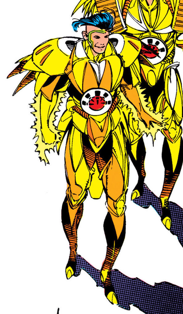 Toshi (Earth-616)