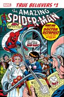 True Believers Spider-Man - The Wedding of Aunt May & Doc Ock Vol 1 1