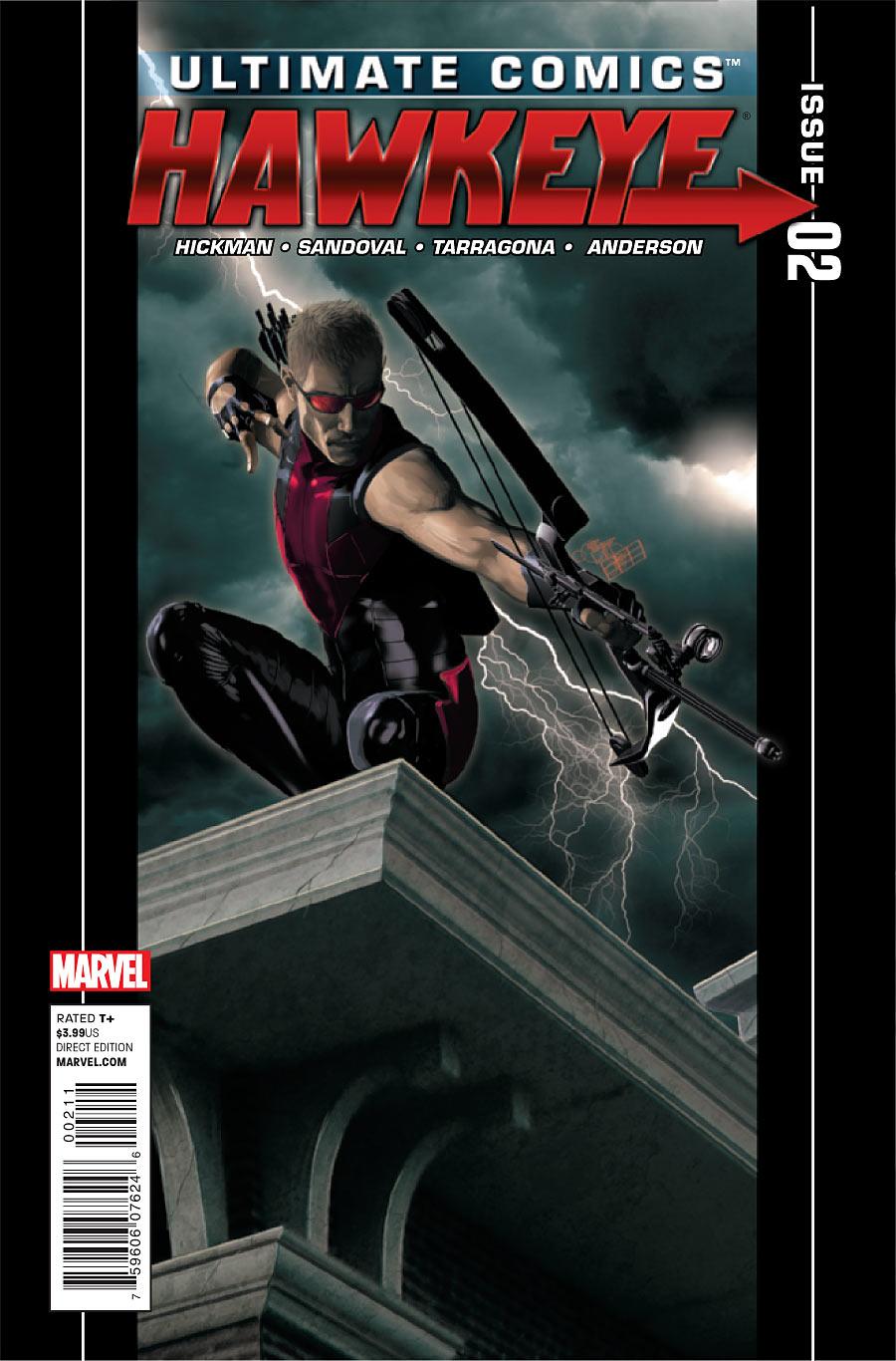 Ultimate Hawkeye Vol 1 2