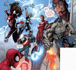 Ultimates (Earth-1610) from Spider-Men II Vol 1 5 001.jpg