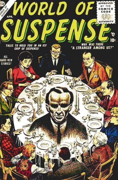 World of Suspense Vol 1