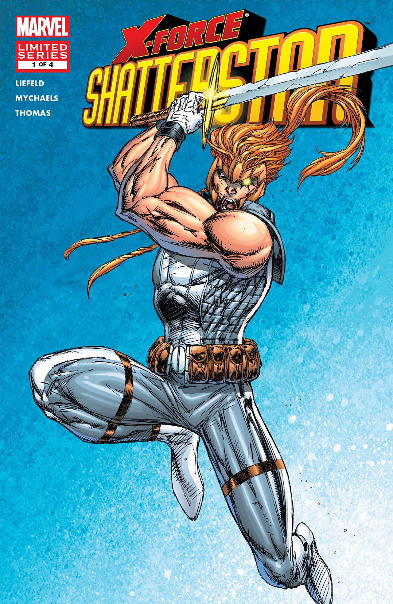 X-Force: Shatterstar Vol 1 1