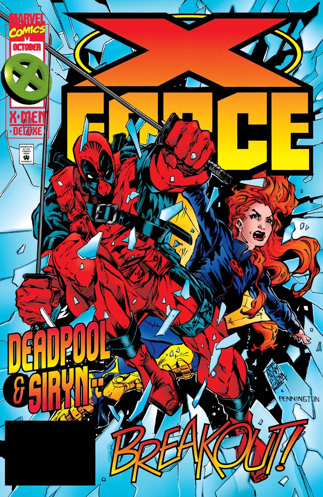 X-Force Vol 1 47