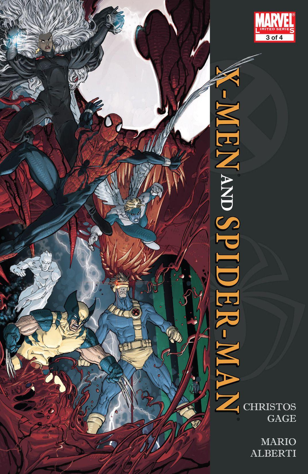 X-Men / Spider-Man Vol 1 3