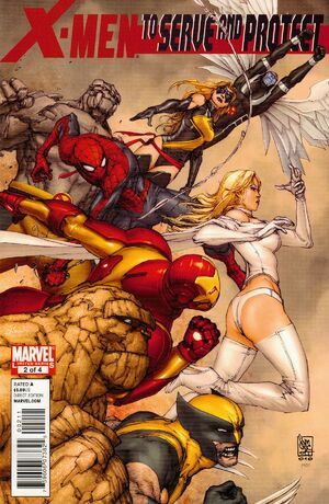 X-Men To Serve and Protect Vol 1 2.jpg