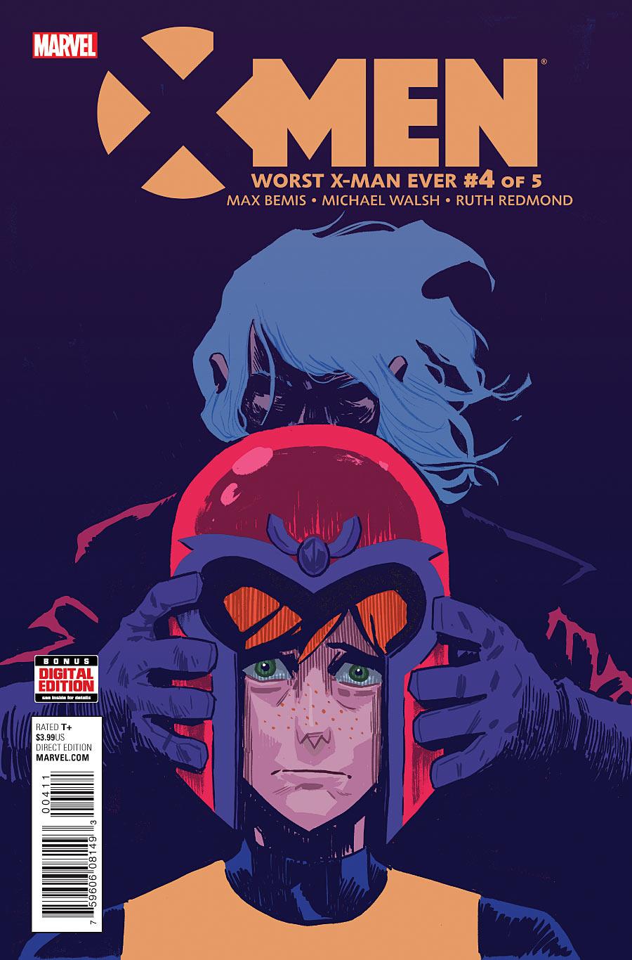 X-Men: Worst X-Man Ever Vol 1 4