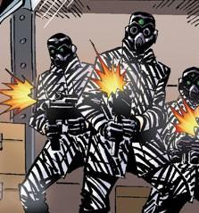 Zebra Patrol (Earth-982)