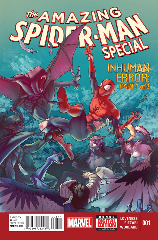 Amazing Spider-Man Special Vol 1 1