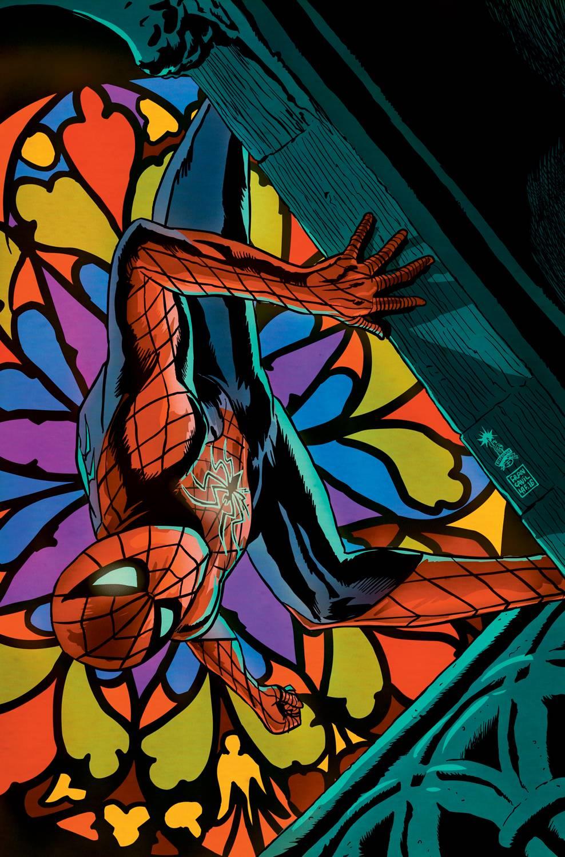 Amazing Spider-Man Vol 4 1.4 Francavilla Variant Textless.jpg