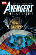 Avengers The Initiative Vol 1 9