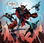 Avengers of the Supernatural (Earth-616)