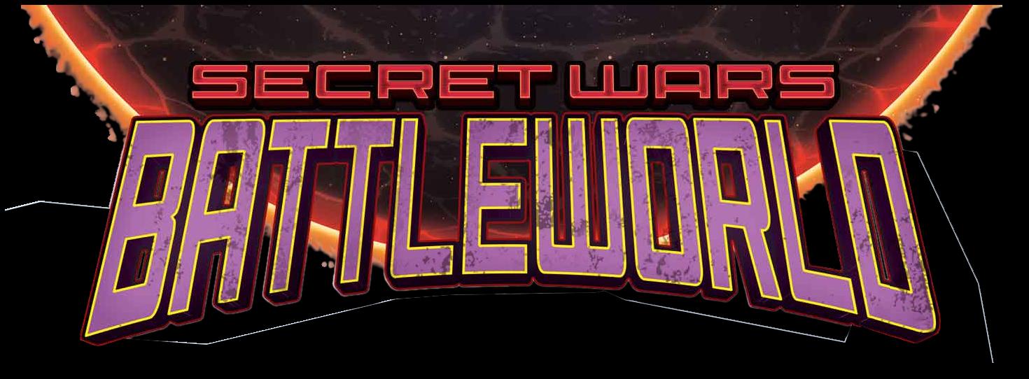 Secret Wars: Battleworld Vol 1