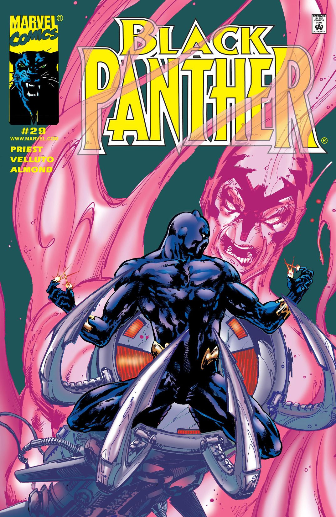 Black Panther Vol 3 29