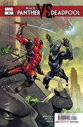 Black Panther vs. Deadpool Vol 1 1