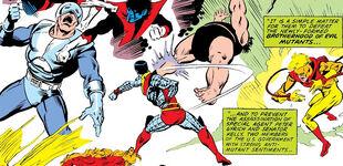 Brotherhood of Evil Mutants (Earth-81727)