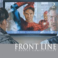Civil War: Front Line Vol 1 2