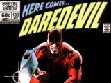 Daredevil Vol 1 193