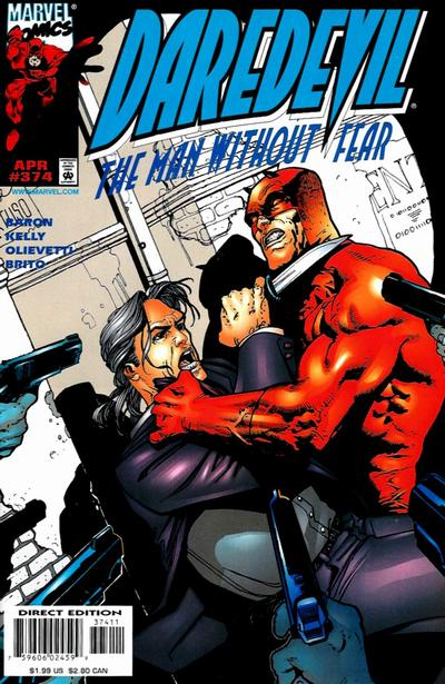Daredevil Vol 1 374