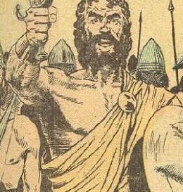Darius (Persia) (Earth-616)