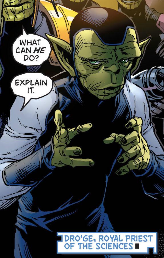 Dro'ge Fenu Edu (Earth-616)