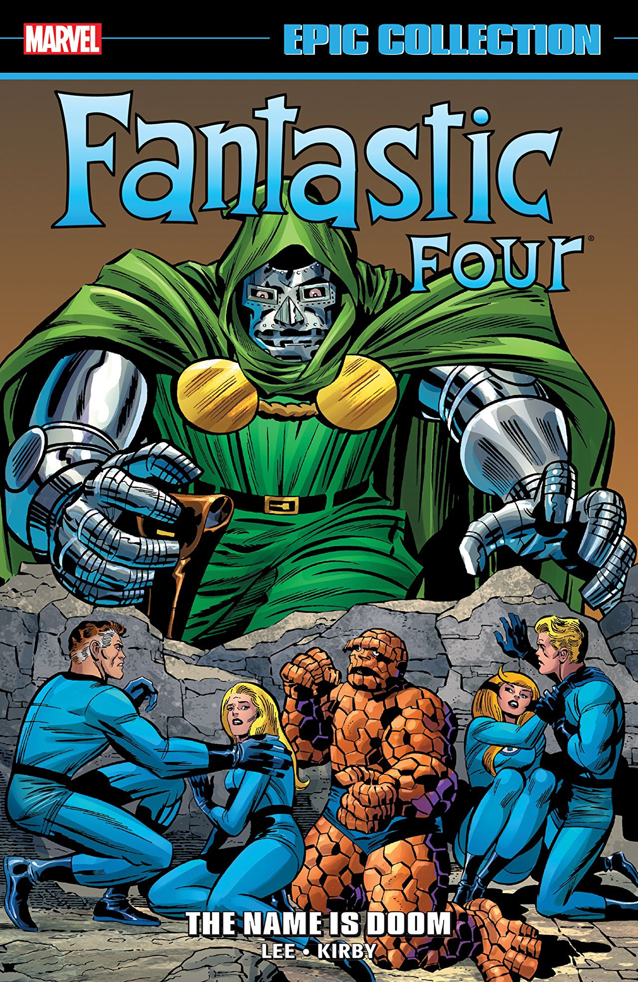 Epic Collection: Fantastic Four Vol 1 5
