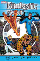 Fantastic Four Visionaries George Perez TPB Vol 1 1