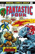 Fantastic Four Vol 1 138