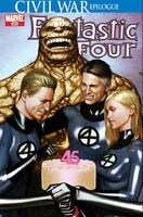 Fantastic Four Vol 1 543