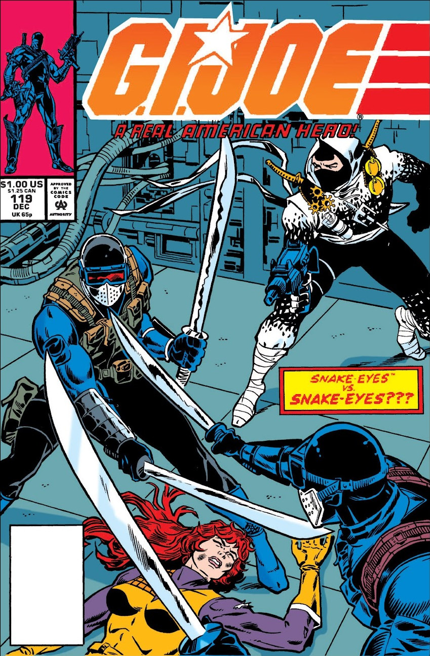 G.I. Joe: A Real American Hero Vol 1 119