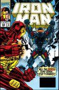 Iron Man Vol 1 308