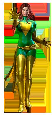 Jean Grey (Earth-TRN258)