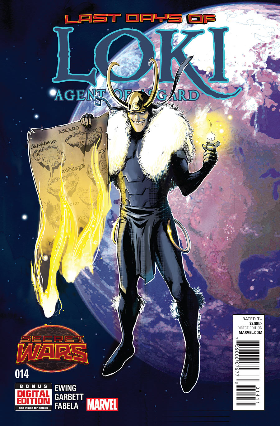 Loki: Agent of Asgard Vol 1 14