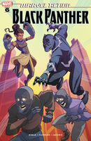 Marvel Action Black Panther Vol 1 6