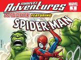 Marvel Adventures Super Heroes Vol 1 1