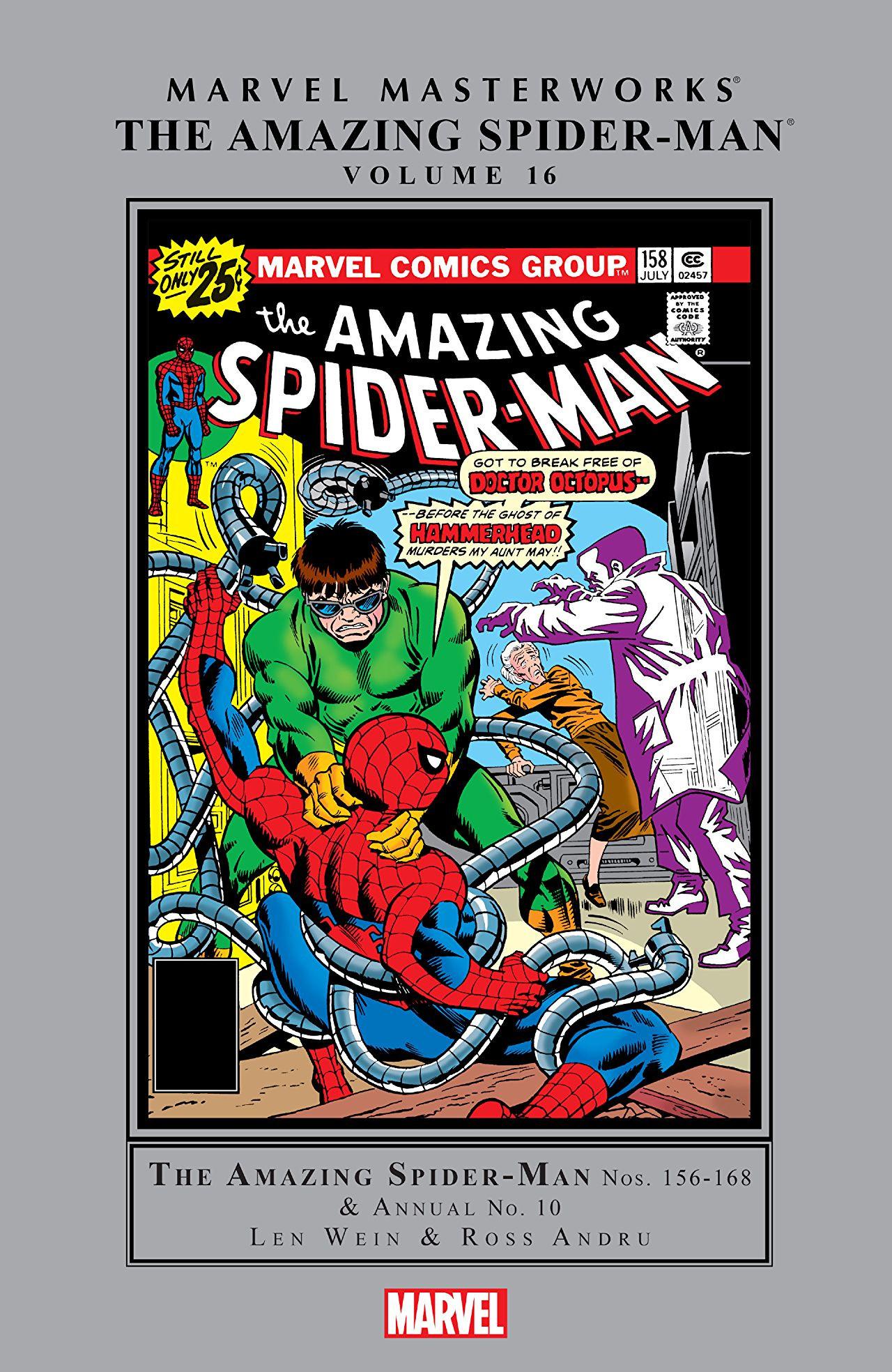 Marvel Masterworks: Amazing Spider-Man Vol 1 16