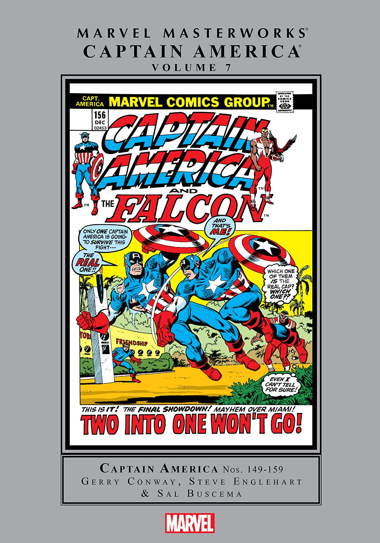 Marvel Masterworks: Captain America Vol 1 7