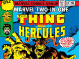 Marvel Two-In-One Vol 1 44