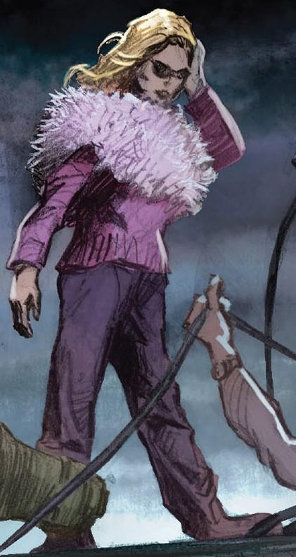 Mary Arnett (Earth-616)