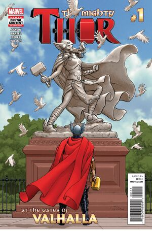 Mighty Thor At the Gates of Valhalla Vol 1 1.jpg