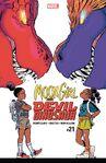 Moon Girl and Devil Dinosaur Vol 1 21