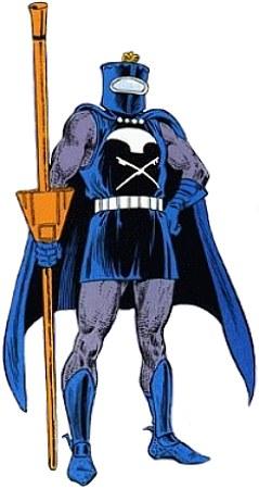 Nathan Garrett (Earth-616)