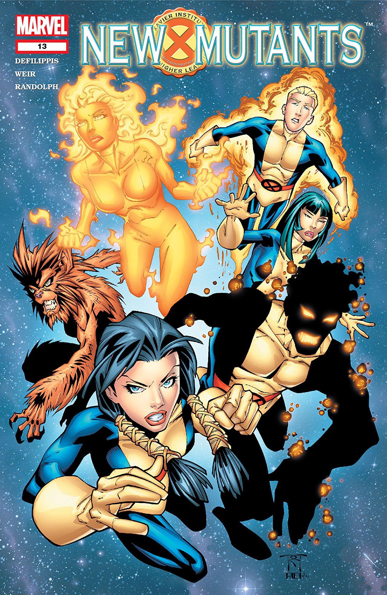 New Mutants Vol 2 13