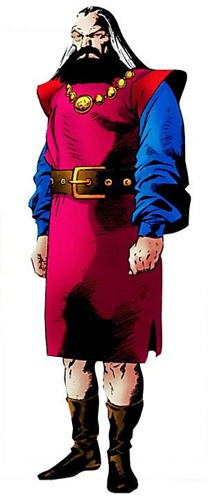 Nimrod (Vampire) (Earth-616)