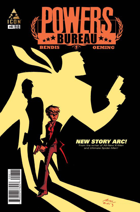 Powers: Bureau Vol 1 8