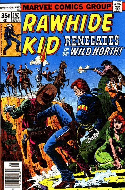 Rawhide Kid Vol 1 147