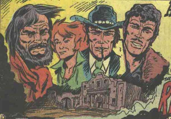 Renegades (19th Century) (Earth-616)