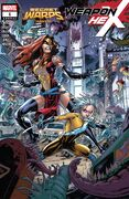 Secret Warps Weapon Hex Annual Vol 1 1