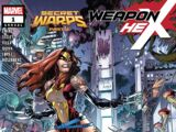 Secret Warps: Weapon Hex Annual Vol 1 1